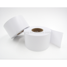 Direct Thermal Linerless Continuous Label liner free paper Roll