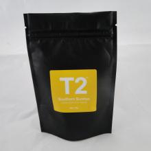 Фольга кофе упаковка молнии сумка