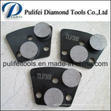 Floor Grinding Machine Power Tool Parts Concrete Grinding Pad
