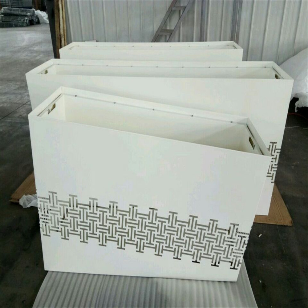 Customized Stainless Steel Metal Planter