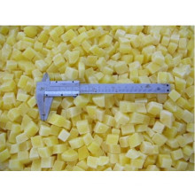 Dés de pommes de terre congelées IQF nouvelle récolte en haute qualité