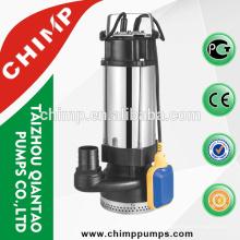 CHIMP SPA series 2hp bomba de agua eléctrica sumergible con impulsor 2/3 impulsor