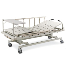 Universal multi function electric medical care hospital bed