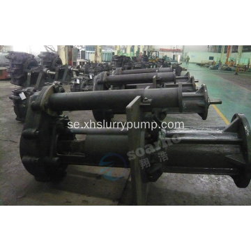 150SV-SPR Sump Slurry Rubber Pump