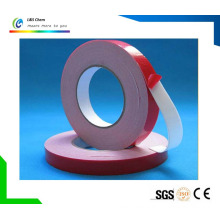 PET / Espuma / Papel / Tissue / Fiberglass Doble lado de transferencia de respaldo / Cinta adhesiva sin fondo