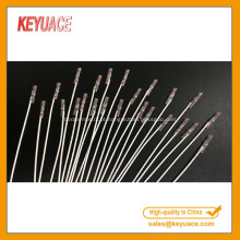 Terminadores de escudo de fio de manga de solda de contração térmica