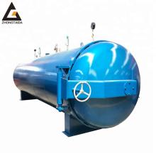 Factory sales payment quality assurance pressure vessel rubber autoclave rubber vulcanization tank