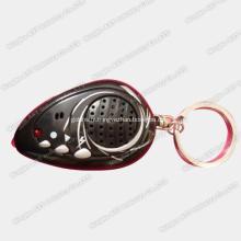 Porte-clés vocaux, porte-clés sonores, porte-clés, porte-clés vocaux