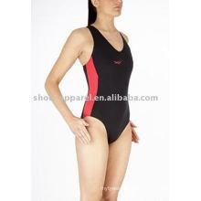OEM plus size swimwear for women,one piece swimsuit