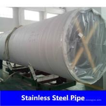 Tuyau d'acier inoxydable soudé ASTM A316L de Chine
