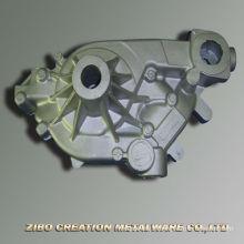 Aluminium a356-t6 coulée sous pression / pompe à eau couverture hummer pièce de rechange