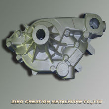 Aluminum a356-t6 die casting/water pump cover hummer spare part
