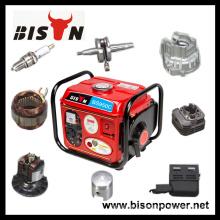BISON China Taizhou China Supplier Top Quality AC Single Phase Gasoline Dynamo Generator Parts