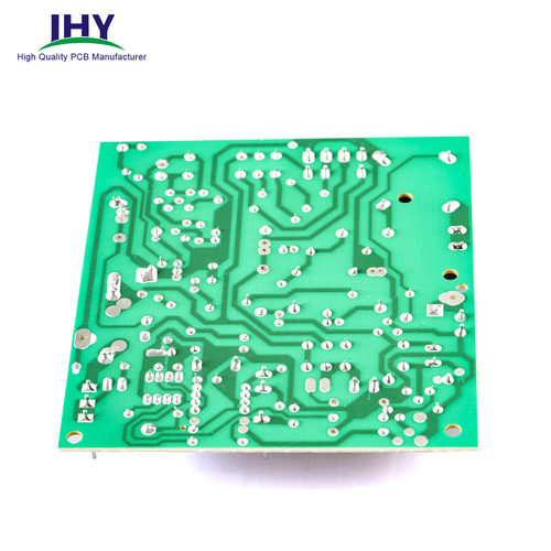 Single Side Quick Turn PCB Prototype PCBA Fabrication