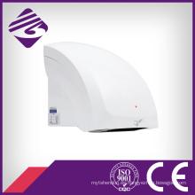 Blanco montado en la pared pequeño ABS automático secador de manos (JN70904B)