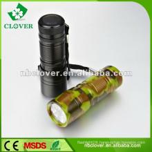 Emergency use promotional 12 led mini aluminum led flashlight torch