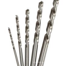 Левая дрель из быстрорежущей стали, полностью отшлифованная (GM-dB157)