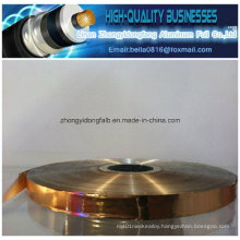 Factory Price Copper Foil Shielding Tape for Coaxial Cable