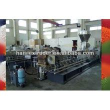 SHJ-65 Co-rotating Twin-screw экструзионное оборудование для гранулирования