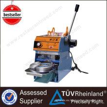 Guangzhou proveedor ShineLong máquina automática manual de sellado de la Copa