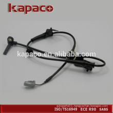 Good price rear abs wheel speed sensor MN102245 for Mitsubishi