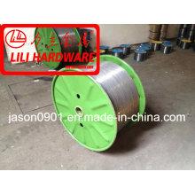 Проволока стальная / оцинкованная стальная проволока / масляная проволока для закалки / сфероидизирующая проволока