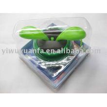 Solapa de juguete solar