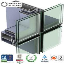 Aluminum/Aluminum Extrusion Profile of Window