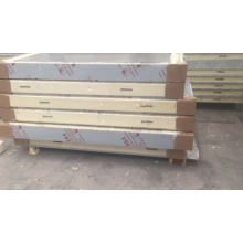 0.5mm Stainless steel polyurethane sandwich panel for cold rooms