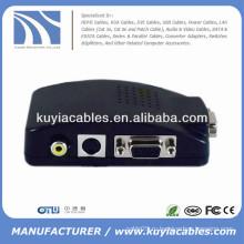 Конвертер AV в VGA