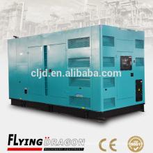 sound attenuated generator price 600kva electric silent generation 480 kw canopy type generator