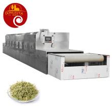 Microwave Honeysuckle Sterilization Equipment Microwave  Fixation Machine For Flowers