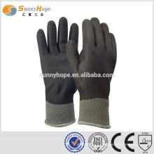 SUNNYHOPE black mechanics winter gloves