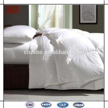 Trade Assurance Wholesale Hotel Soft Comfortable Comforter Set Down /Microfiber/Fiber Duvet/Quilt