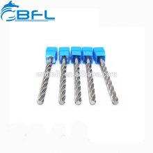 BFL-Herramienta de corte de escariador de carburo de tungsteno / Herramienta de escariador de flauta en espiral / carburo de torno