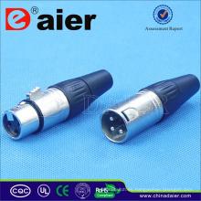 Daier XLR Audio para sistema de audio con cable XLR balanceado