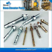 Elevator Fix Bolts for Shaft Components