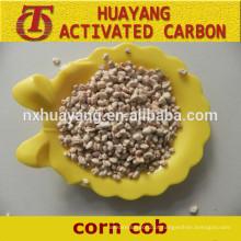 Grão granulado de milho de milho da China