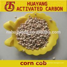 China factory price corn cob granule