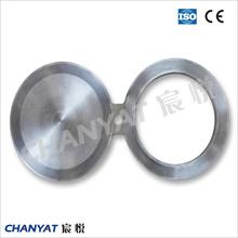 Titanium Alloy Blank, Spacer, Figure 8 Blind Flange (F-1F-2F-3F-7F-9F-11)