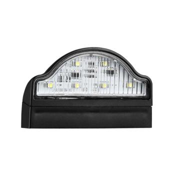 ECE LED Truck Trailer No. Plaque Lampes