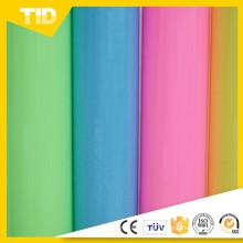 Transferência de calor filme luminoso fotoluminescente de transferência de calor Thermo filme filme de transferência de brilho