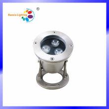 Lumière sous-marine LED IP68 de 3W