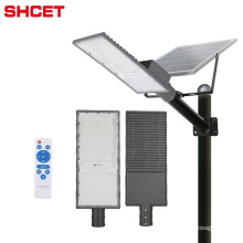 Outdoor Solar Powered Street Road Lamp 100W 150W 120W 250W 300W Integrated All In One Solar LED Street Light