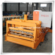 Color Steel Roof Panel Glazed Tile Ceiling Roll Forming Machine
