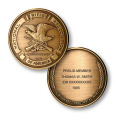 Customised Custom USA Engraved Challenge Coins