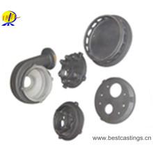 Composants personnalisés OEM Pompe à fer Ductile