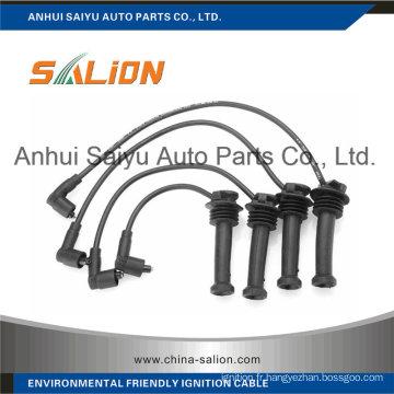 Câble d'allumage / fil d'allumage pour Ford Mondeo (WR-5007)