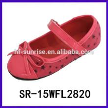 2015 fashion girl dot china girl shoes girls stylish shoes princess shoe