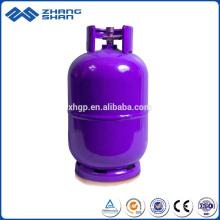 5KG LPG Flaschen Gasbehälter Türkei für Hausmannskost